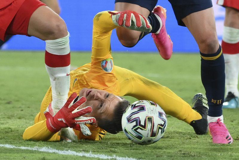 A lengyelekkel is döntetlent játszott a spanyol válogatott