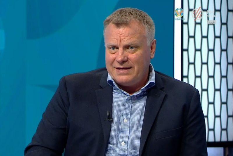 Bognár Györgyöt nem hatotta meg a stúdióban, hogy majdnem meghalt a dán játékos, durván kiakadt, mert még nem folytatódik a meccs
