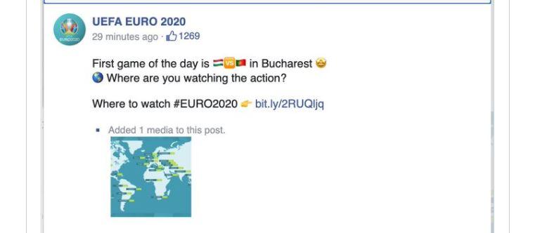 Kínos: az UEFA Bukarestbe tette a mai EB mérkőzést