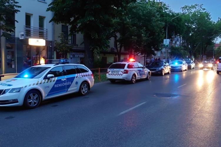 Kettős gyilkosság történt Szegeden, szökésben az elkövető