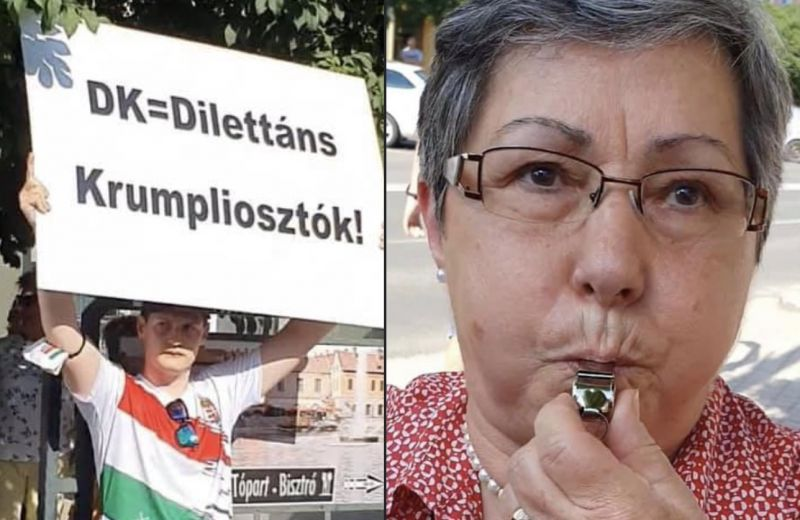 Üvöltöttek, fütyültek a helyi fideszesek Gyurcsány ellen Tapolcán – megszólalt a politikus