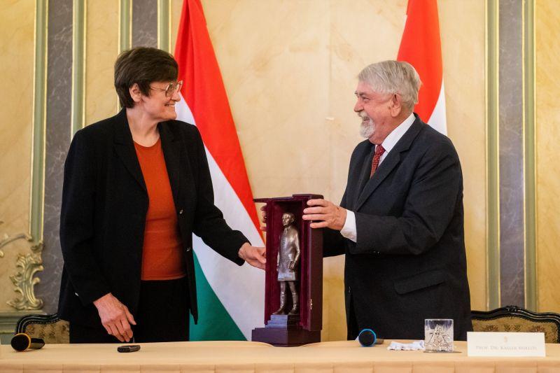 Karikó Katalin közelebb került a Nobel-díjhoz
