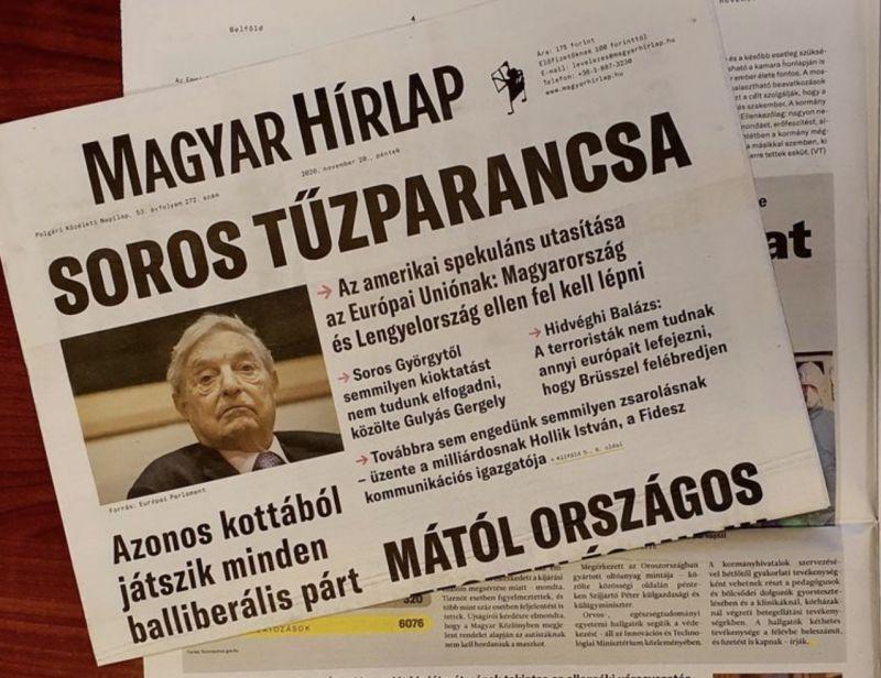 A Pesti Srácok exkommunista lapigazgatója nagyon büszke arra, hogy fideszes pártlap lett a Magyar Hírlapból