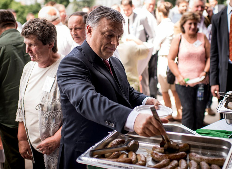 Orbán Viktor: Gyurcsány Ferenc a legnagyobb veszély mert be akarja engedni a migránsokat, Karácsony múltjában pedig hazugságok rejlenek