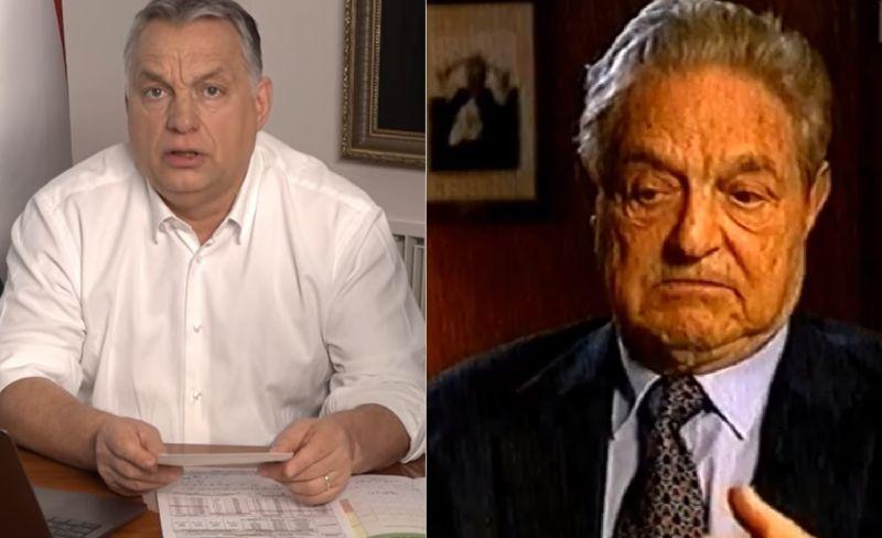 Soros György durván beszólt Orbánnak, jött is rá a válasz