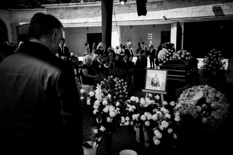 Együtt gyászol Orbán Viktor, Áder, Kövér és Kásler – a miniszterelnök mondta a búcsúbeszédet is