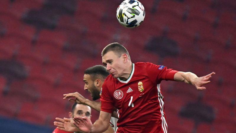 Nagyon fogadkozik a portugálok elleni meccs előtt a magyar válogatott