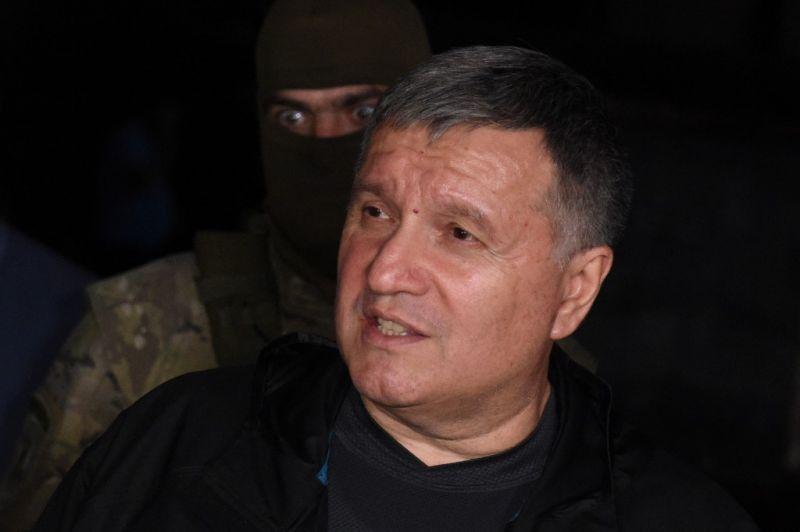 Benyújtotta lemondását az ukrán belügyminiszter