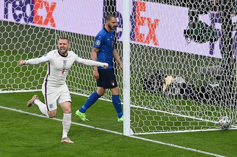 Ezzel a góllal vezetett Anglia Olaszország ellen az Eb-döntőben