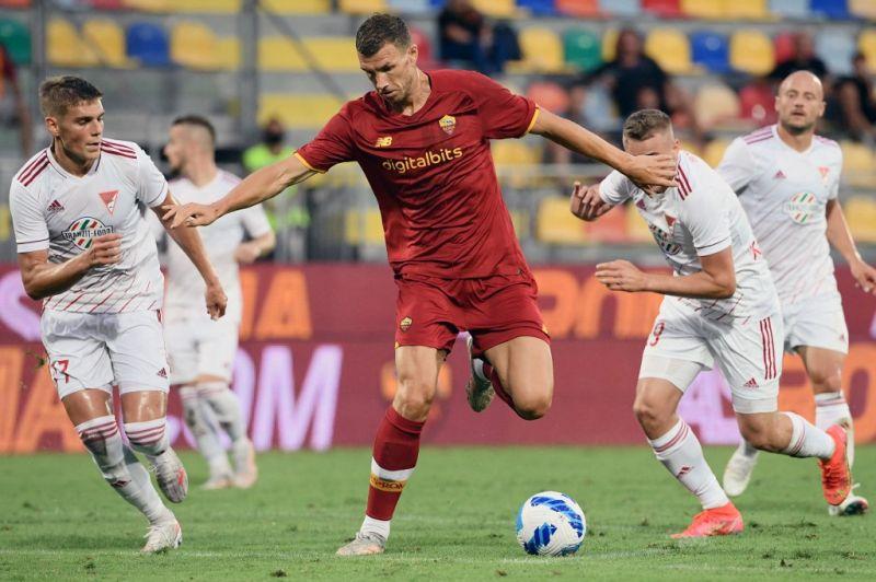 A Debrecen 5:2-re kapott ki az AS Romától