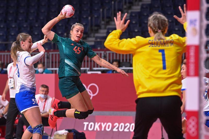 Az oroszoktól is kikapott a magyar női kézicsapat a tokiói olimpián