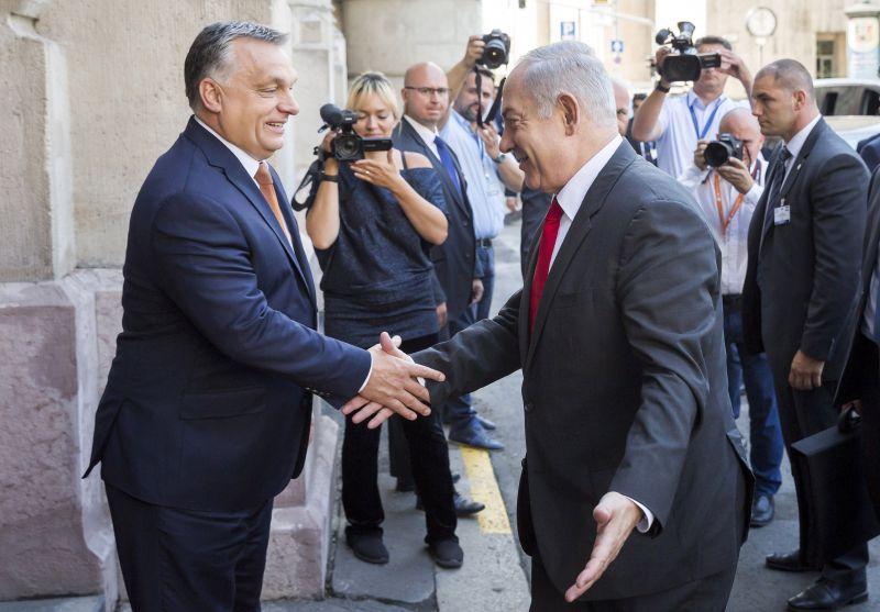 Pegasus-botrány: Netanjahu évekkel ezelőtt elszólta magát Budapesten