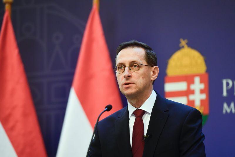 Varga Mihály a rekord infláció ellenére is nagyon örül a sikeres gazdasági újraindításnak
