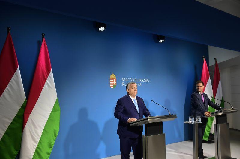 Gulyás szerint a magyar kormány azt szeretné, hogy a magyarsághoz tartozás előny legyen