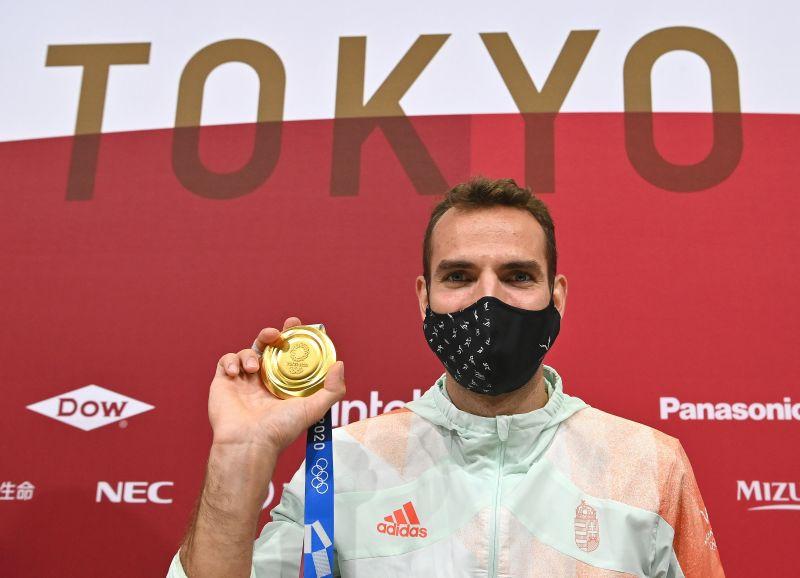 5 szó: Szilágyi Áron elárulta, hogy ezek segítették győzelemhez az olimpián
