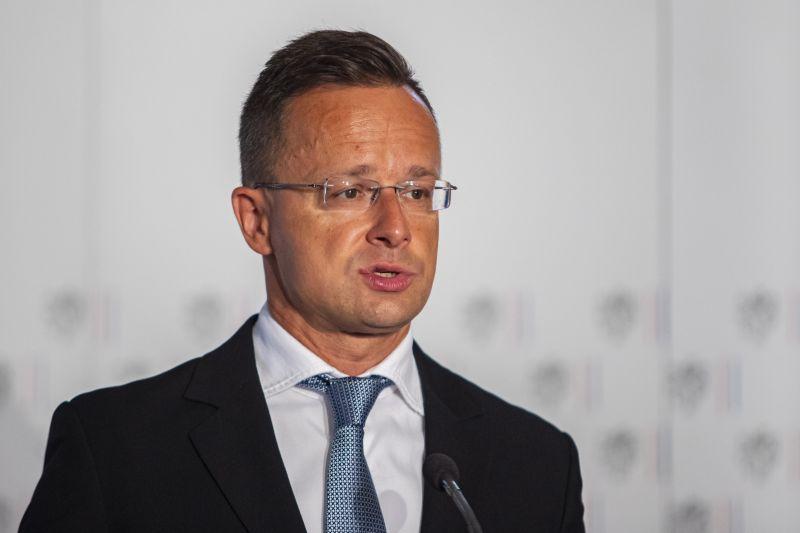 Szijjártó: az ET soros elnökségét betöltő Magyarország mindent elkövet a Donyec-medencei válság rendezéséért