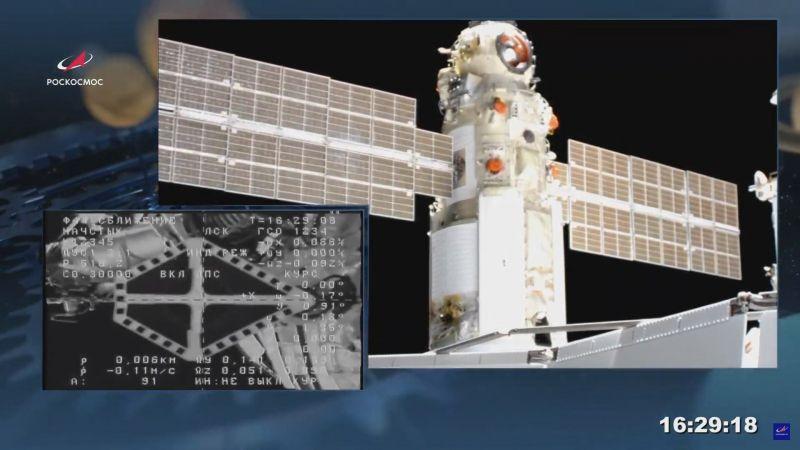 Ez nem sci-fi: elképesztő meghibásodás és pályamódosulás a Nemzetközi Űrállomáson