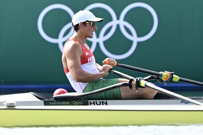 Elindult az olimpia, máris összejött az első magyar negyeddöntőbe jutás