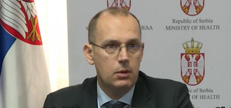 A szerb egészségügyi miniszter értetlenül áll az egészségügyisek vakcinaellenessége előtt