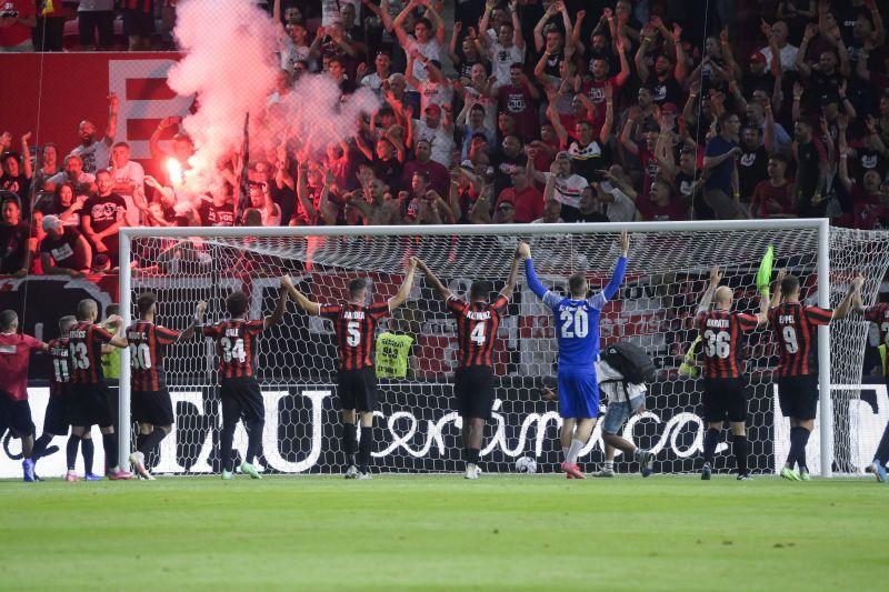 Gól nélküli döntetlennel sikerült felavatni a Honvéd új stadionját