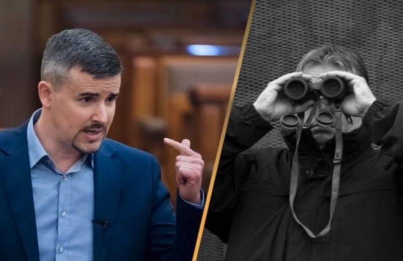 """""""Lehallgatók, kukkolók, pedofilok, szájnyalogatók"""" – Keményen üzent Jakab a Fidesznek"""