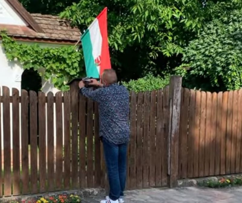 Ádáz ellenségei vitték házhoz a meglepetést Orbán Viktornak – videó