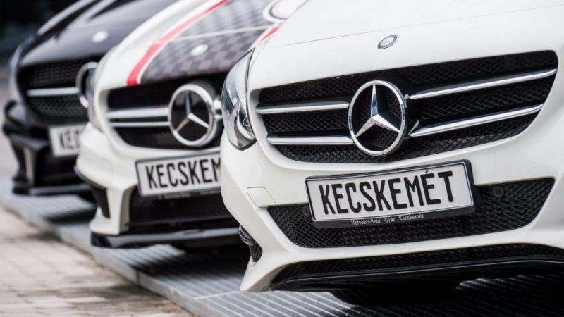 Több hétre leáll a termelés a kecskeméti Mercedes-gyárban