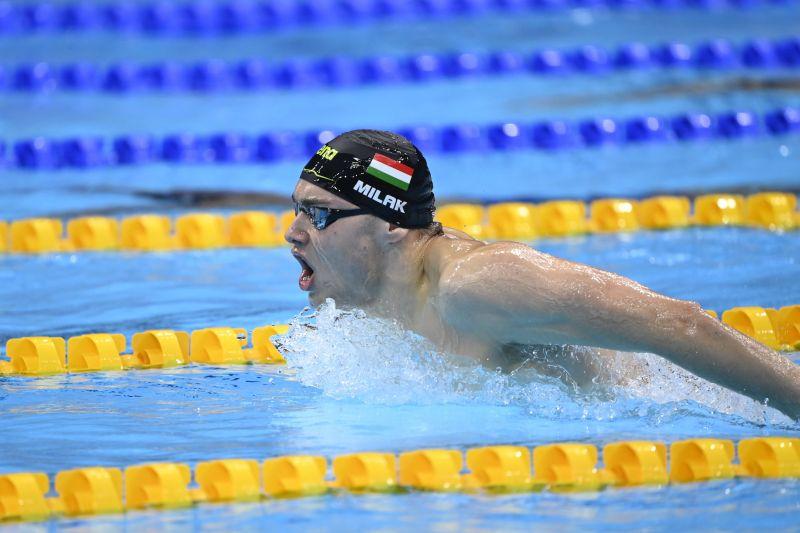 Milák Kristóf olimpiai bajnok! Megvan a második tokiói aranyunk