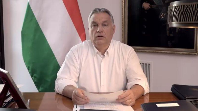 Gyorshír: Itt az elterelő hadművelet, Orbán Viktor gyermekvédelmi népszavazást akar