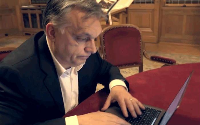 Orbán olyat kommentelt a Facebookon, amire senki nem számított – mutatjuk