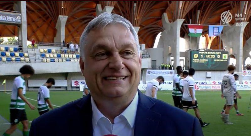 """Orbán ma a legboldogabb magyar: """"14 évig csináltuk, míg végre egyszer sikerült"""""""