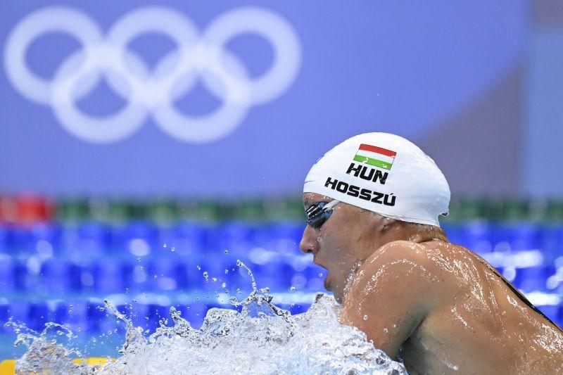 Hosszú Katinka 200 méteren, Milák és Kenderesi 200 méter pillangóban döntős