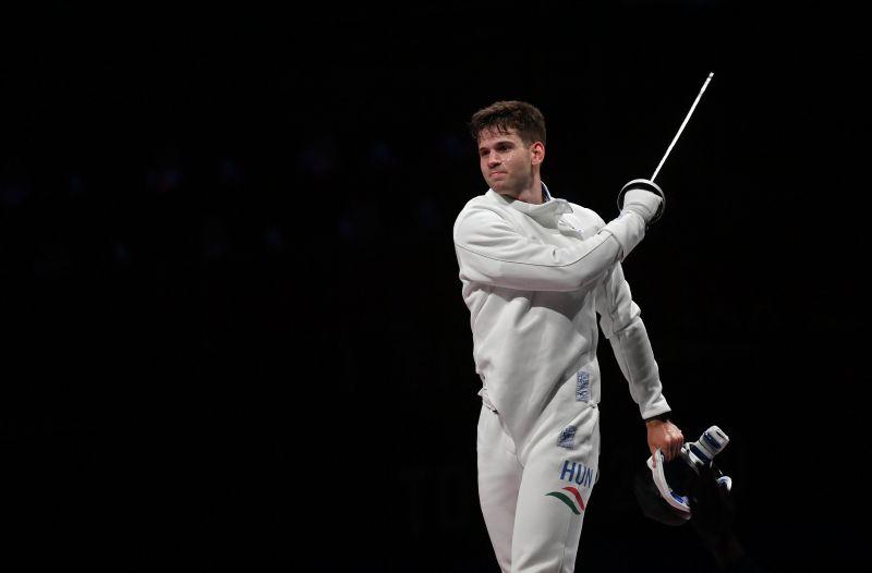 Hétfőn jöhet egy újabb vívóérem az olimpián?