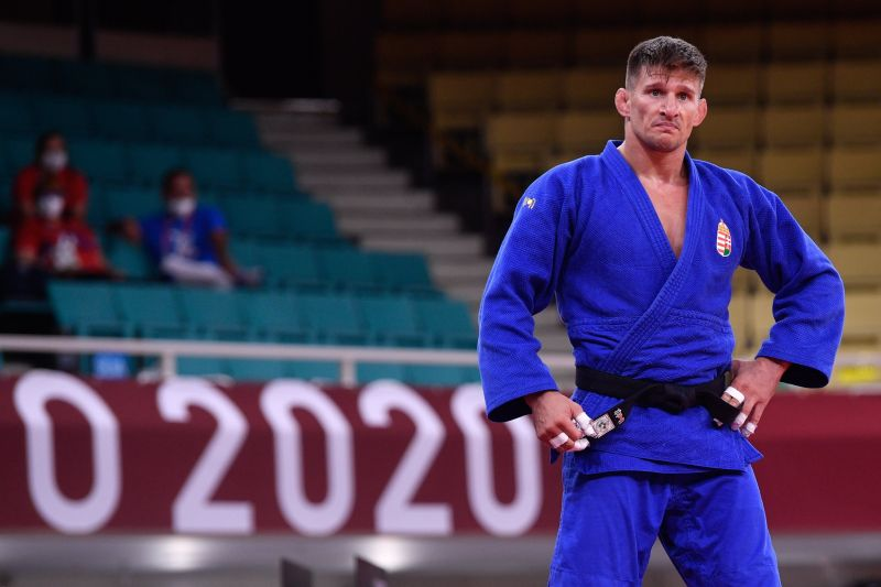 Ungvári Attila elvesztette első mérkőzését, kiesett az olimpiáról