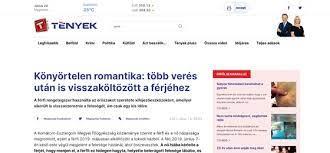 Romantikusnak találja a TV2, hogy több verés után visszaköltözött a férjéhez egy nő