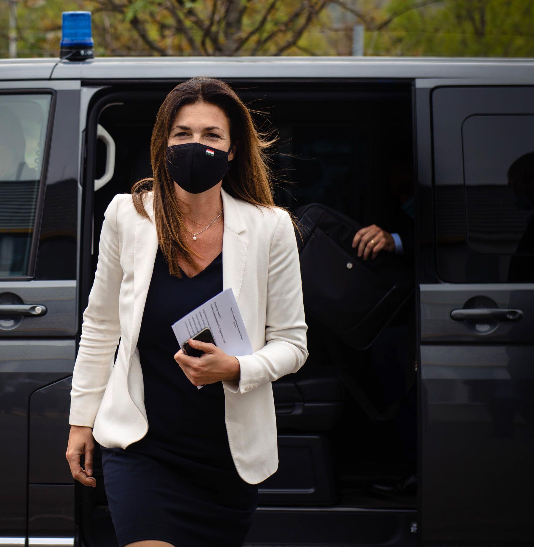 """Varga Judit: """"A magyar érdekek megvédve"""" – megdöbbentő képet posztolt a miniszter"""