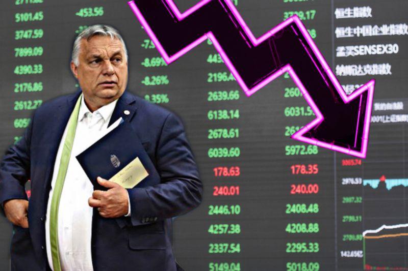 Összeomlik Magyarország? Ha nem fogja magát vissza a kormány, legyőz és kivéreztet minket az infláció