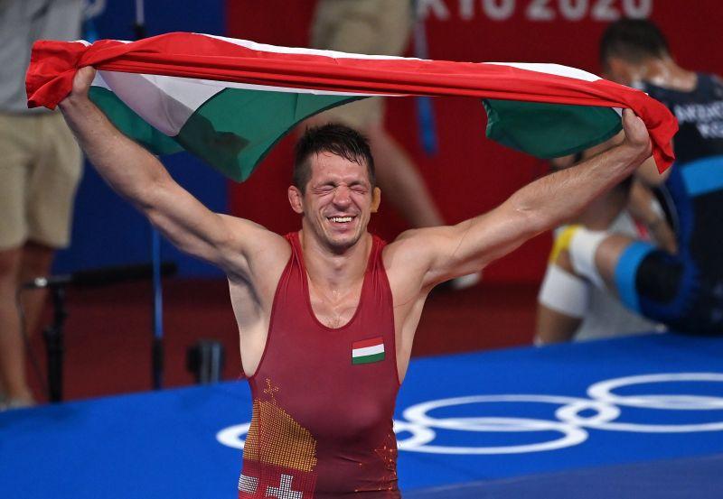 Két arany, két ezüst, egy bronz – Ez a magyarok mérlege a tokiói olimpia keddi napján