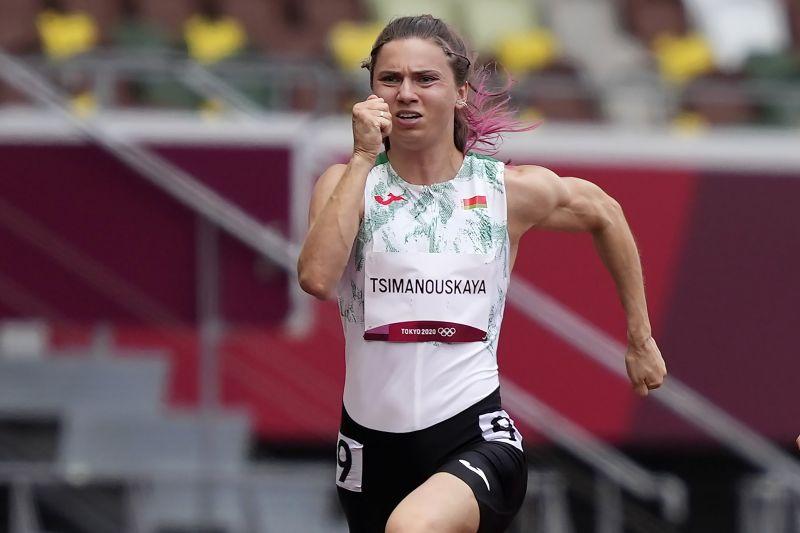 Befogadják a lengyelek a menekülő belarusz atlétát