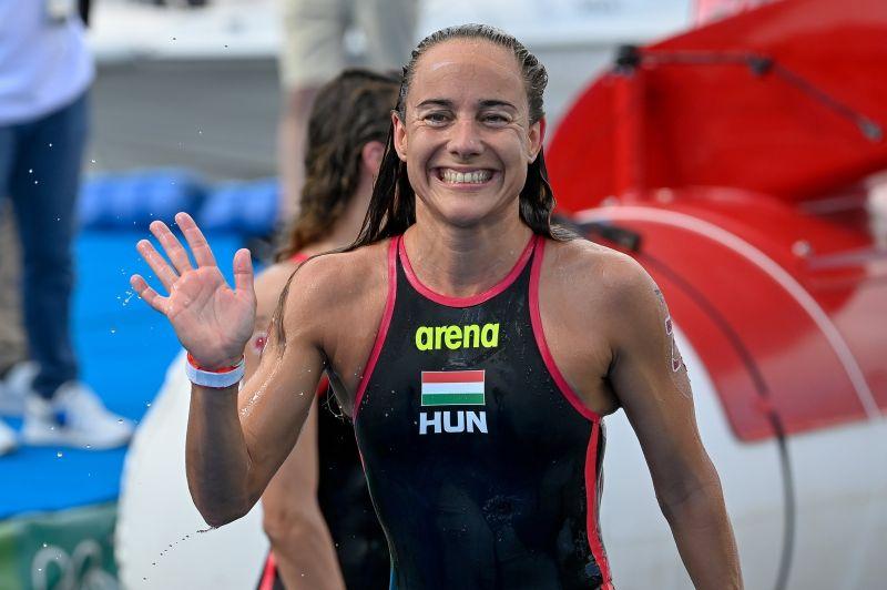 Tokió 2020 – Olasz Anna bravúros pontszerző helyen végzett nyíltvízi úszásban