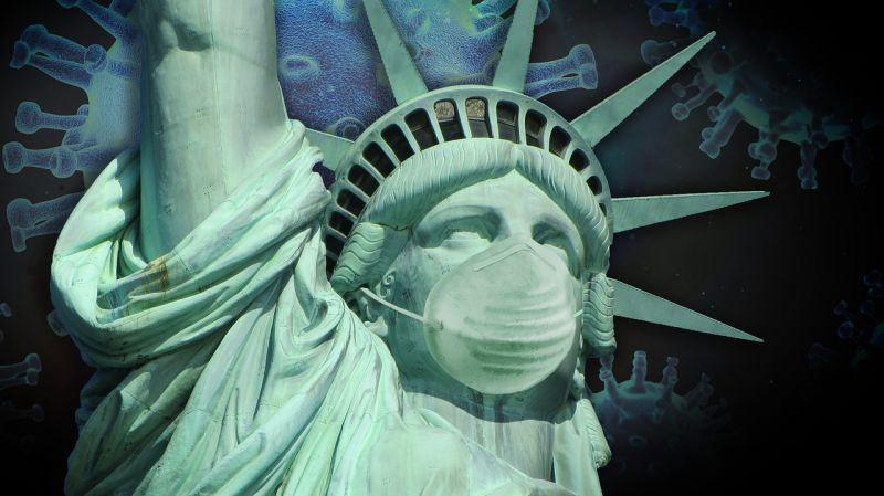 610 ezer embert ölt meg az Egyesült Államokban a koronavírus