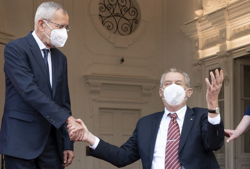 Kórházba került Milos Zeman cseh államfő