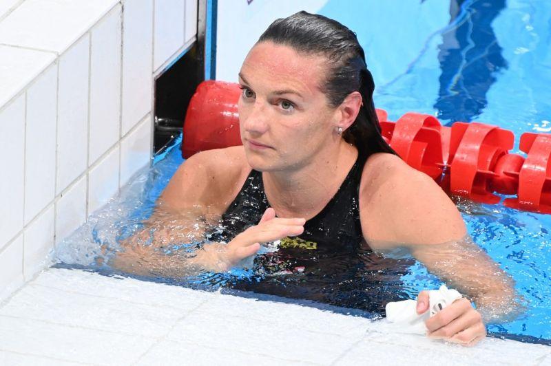 Örökre abbahagyja az úszást Hosszú Katinka?
