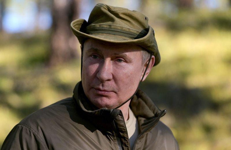 Vlagyimir Putyin újra focivébét szeretne rendezni