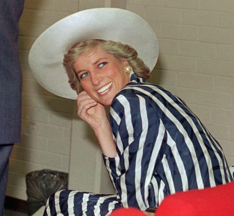Megdöbbentő hasonlóság: sokak szerint ez a nő lehet Diana hercegné reinkarnációja