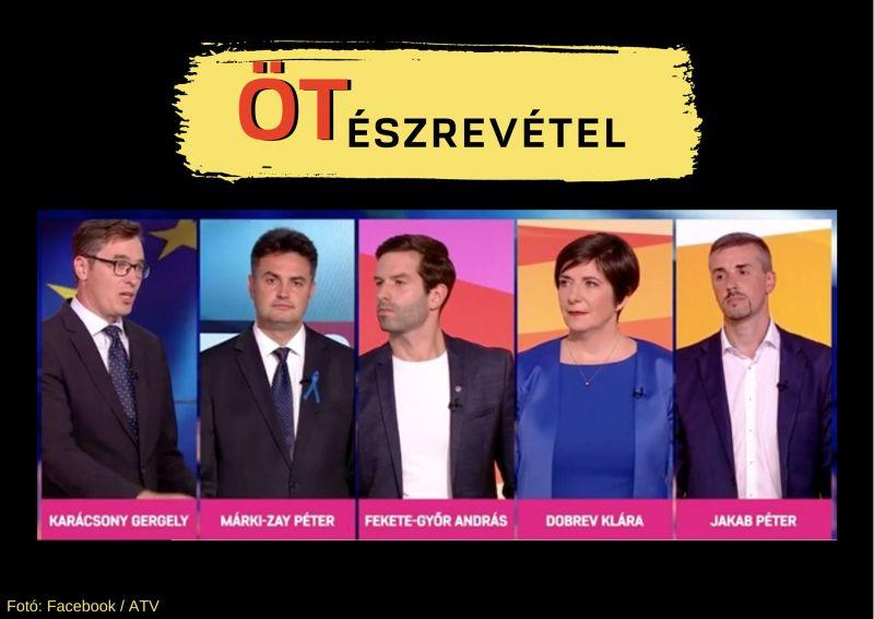 Vona Gábor megszólalt: szerinte ő veszített a miniszterelnök-jelölti vitán