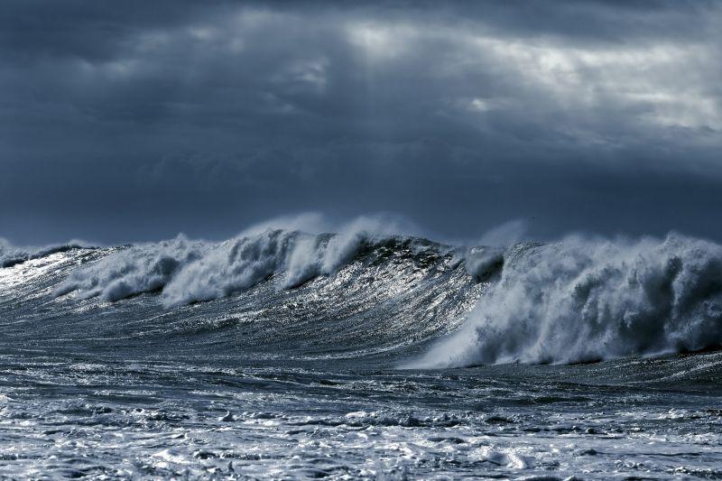 Megtévesztette az áldozatokat a viharos idő ellenére langyos víz, kilencen fulladtak a Földközi-tengerbe