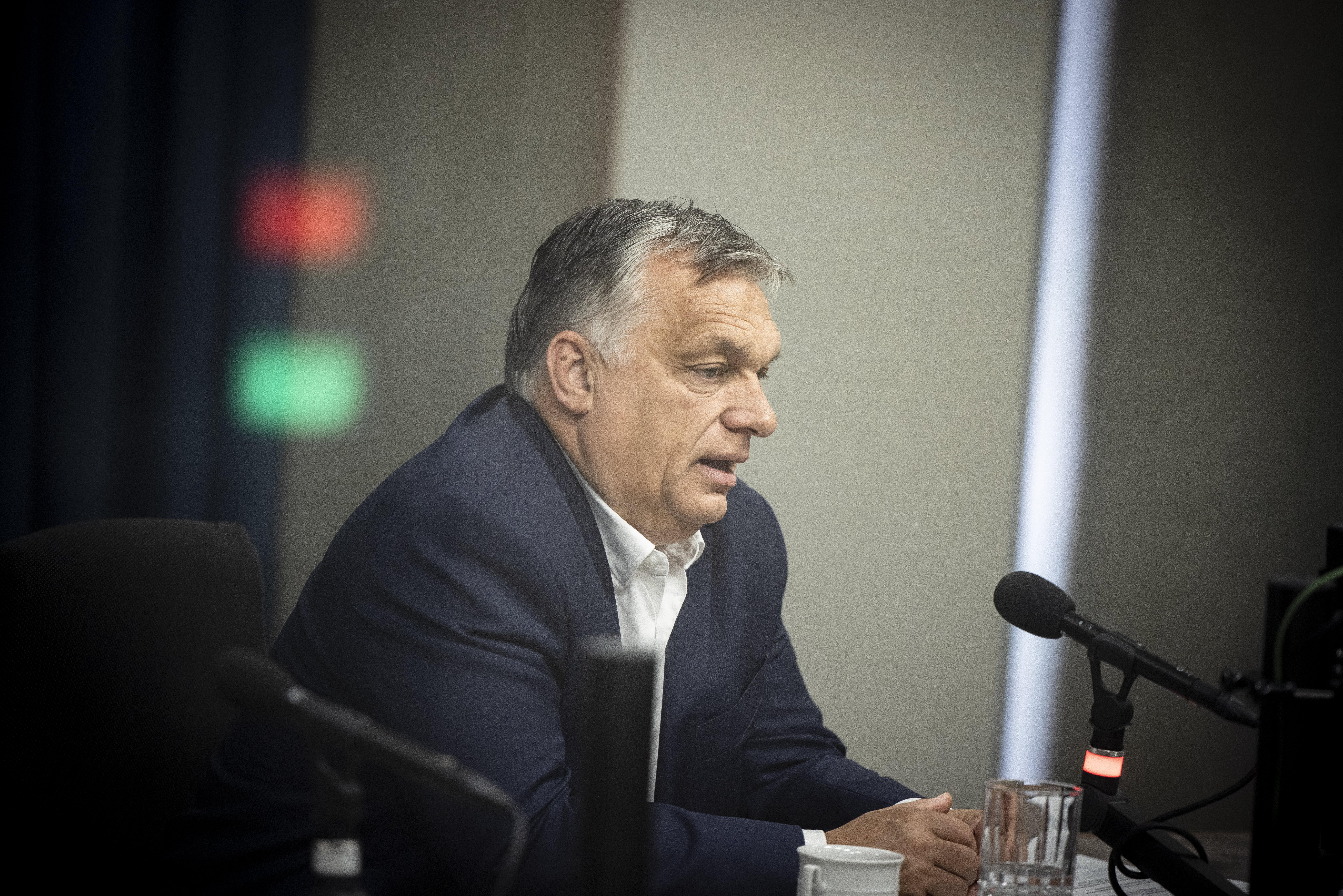 """Orbán Viktor a pápáról: """"Kerültük azokat a témákat, amikben nem értünk egyet. Vasárnap reggel volt"""""""