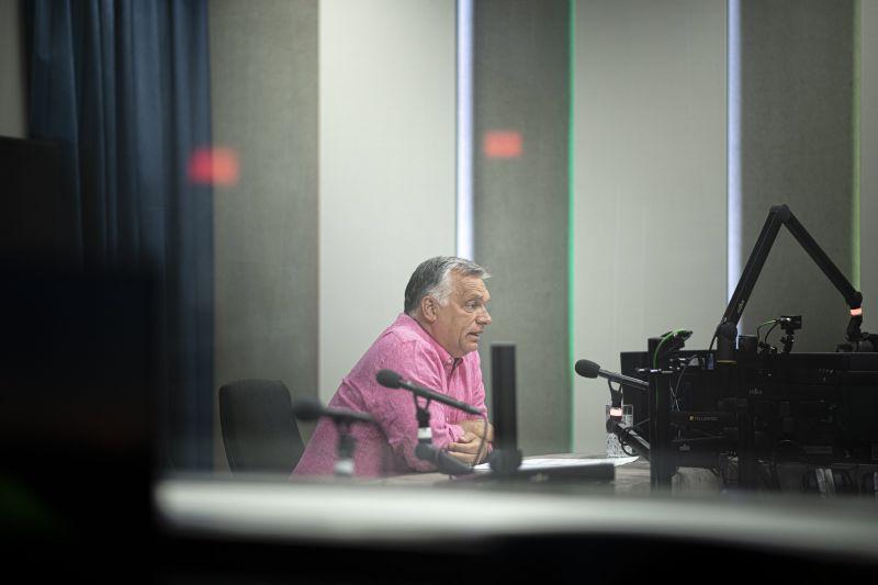 Orbán: Én nem veszek el semmit azoktól, akik nem vállalnak gyereket