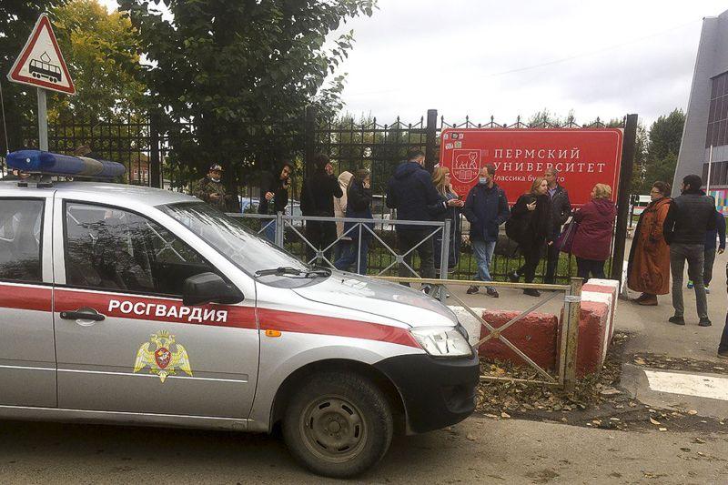 Az ablakokon kiugrálva menekültek: lövöldözés volt egy orosz egyetemen, többen meghaltak